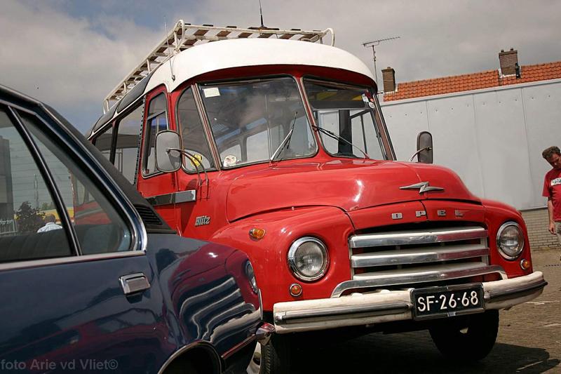 1954 Opel Blitz SF 26 68