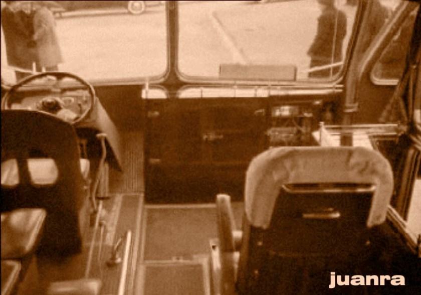 1954 Pegaso Monogasco Bestuurdersplaats