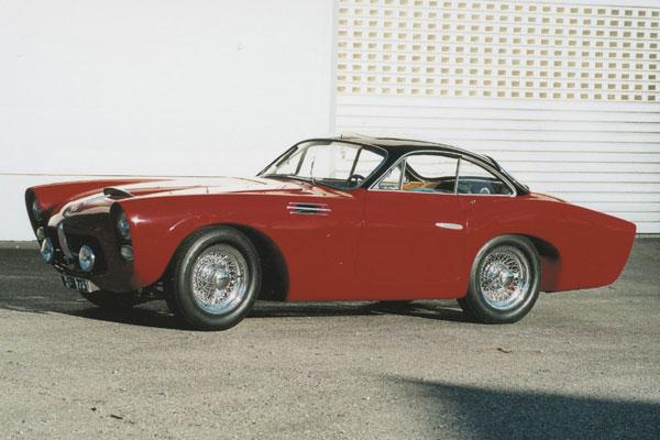 1954 Pegaso Spider Pedrales
