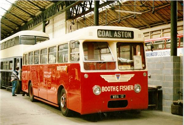 1955 AEC Monocoach with Park Royal bodywork