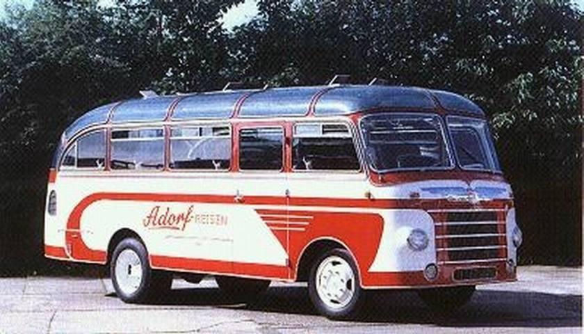 1955 Auwärter Neoplan SH 6