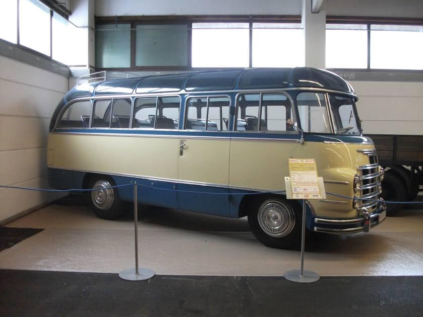 1955 ÖAF bus, ccw.cz