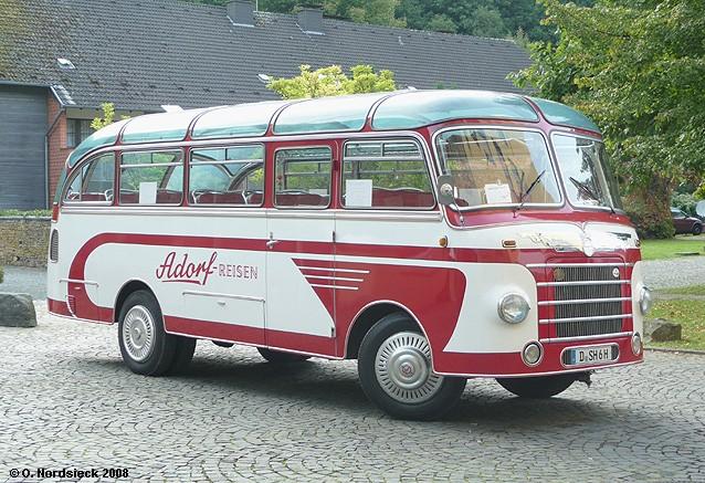 1955 Neoplan SH 6 Klein-Reisebus