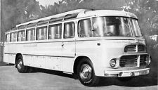 1955 OM Super Orione Renzo Orlandi Bus Factory Photo