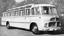 1955 OM Super Orione Renzo Orlandi Bus Factory Photo