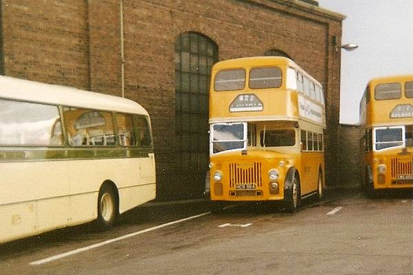 1956 Leyland Titan PD2-20 with Northern Counties lowbridge body