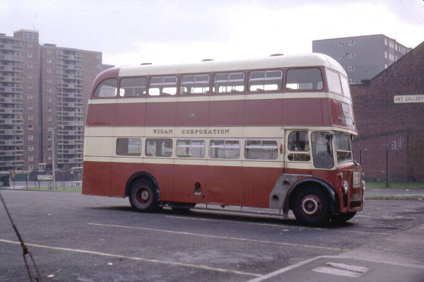 1956 Leyland Titan PD2-30 with Northern Counties H32-26R bodywork