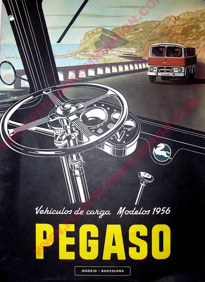 1956 Pegaso