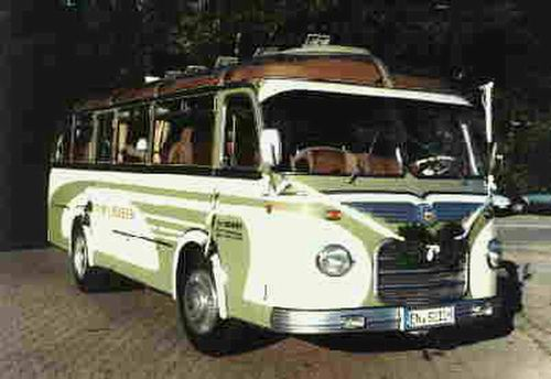 1957 Auwärter-NEOPLAN SF6-7 OM 3-21 5068cc