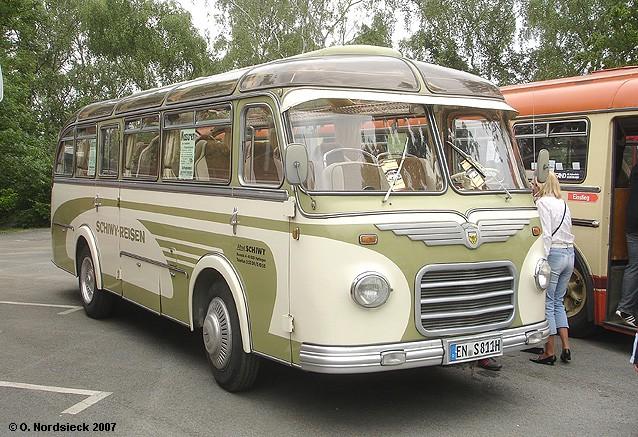 1957 Neoplan SF 6 6 Reisebus