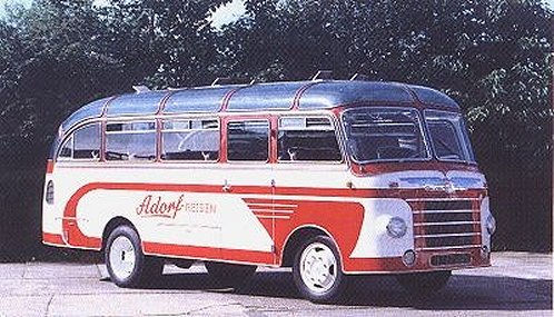 1957 Neoplan SH6 - K. Auwärter