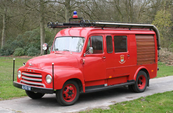 1957 Opel Blitz personnel carrier
