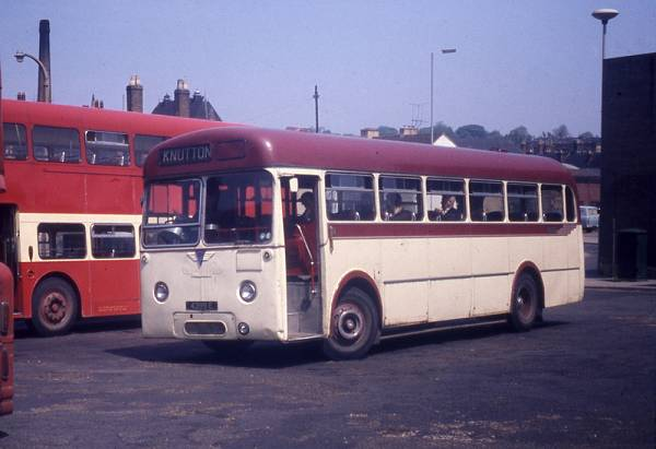 1958 AEC Reliance MU3RV with Park Royal B41F bodywork