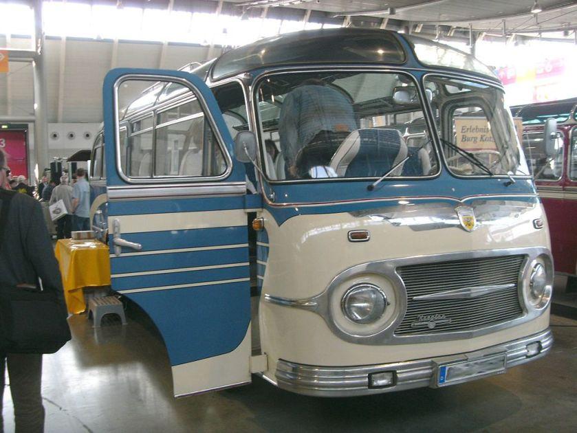 1958 Auwärter Neoplan NH6-7