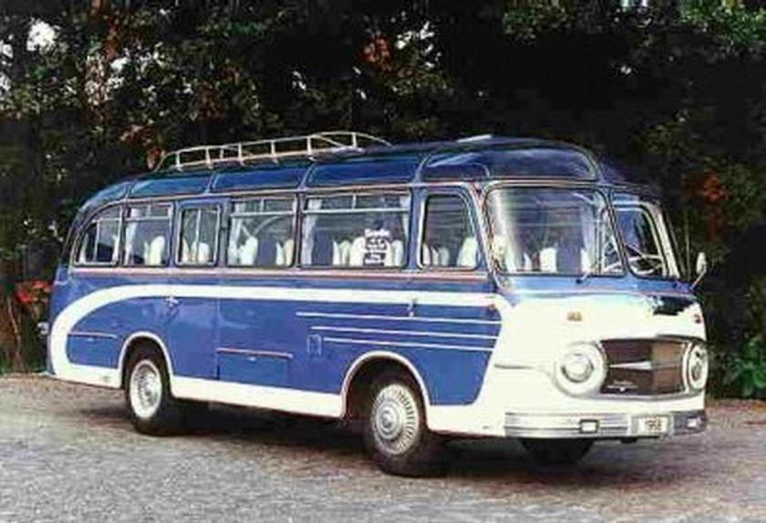1958 Auwärter Neoplan NNNNH 6-7 Disel 6120cc