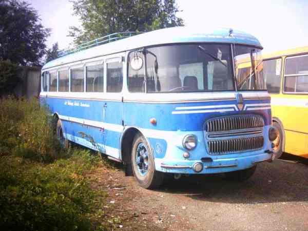 1958 fiat 642 RN Padane