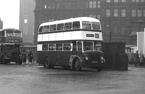 1958 Leyland PD2-30 with a Northern Counties H37-28R body