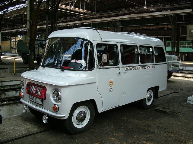 1958 Nysa ambulance Nysa ambulance