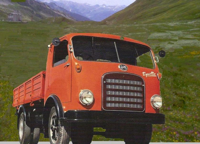 1958 OM Tigrotto del 1958
