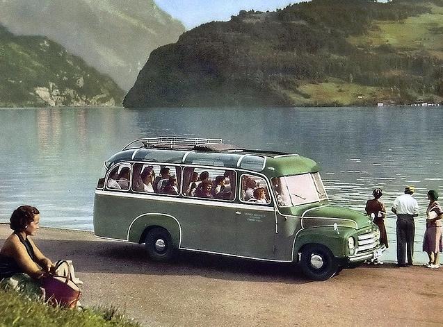 1958 Opel Bl 2