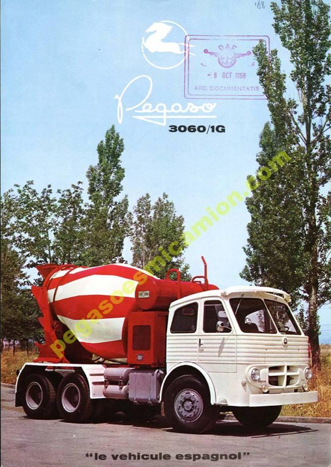 1958 Pegaso 3060-1G