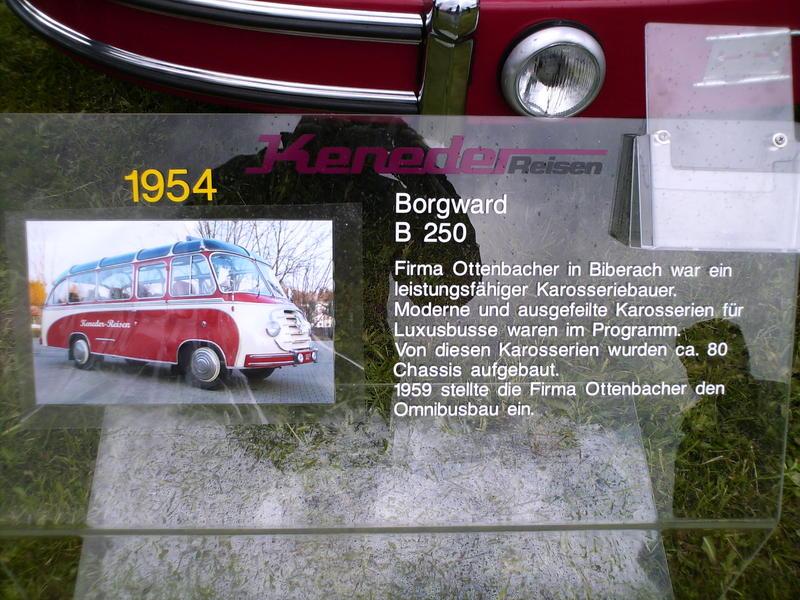 1959 Borgward Ottenbacher a