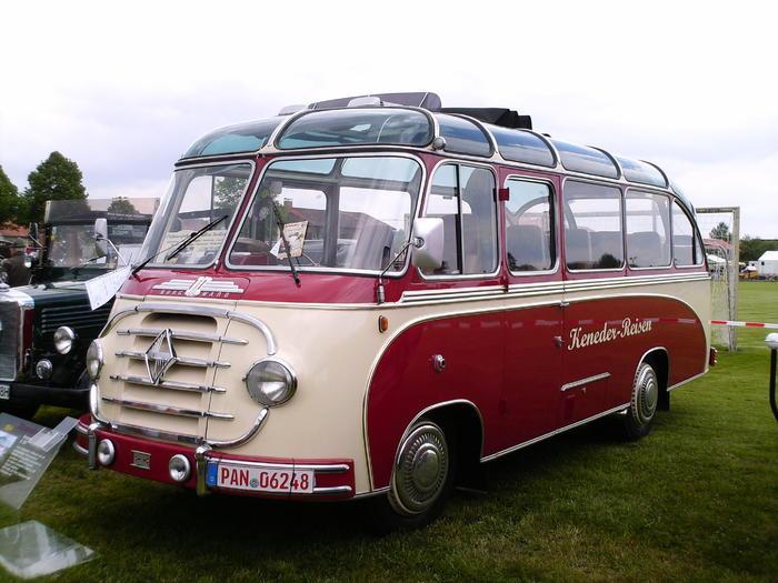 1959 Borgward Ottenbacher