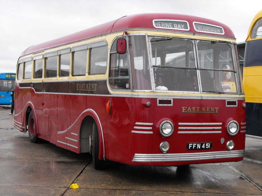 1959 Leyland Royal Tiger. A very nice example of this Park Royal Bodied coach