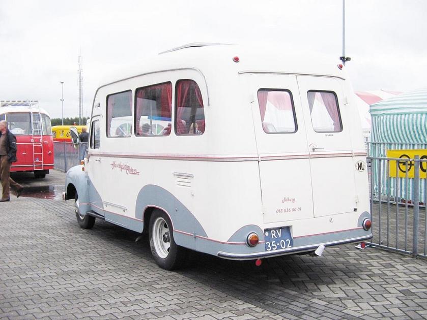 1959 Opel Blitz 1.75 ton TBE RV-35-02
