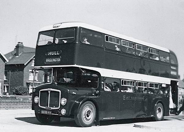 1960 AEC Bridgemaster with Park Royal body