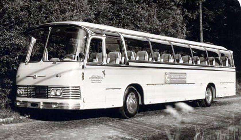 1960 Auwärter Neoplan NH12