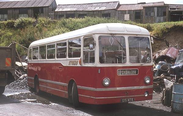 1960 Leyland Tiger Cub PSUC1-2 with Northern Counties C41F bodywork