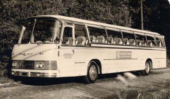 1960 Neoplan Hamburg NH12