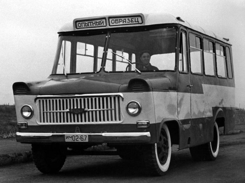 1960 PAZ 985