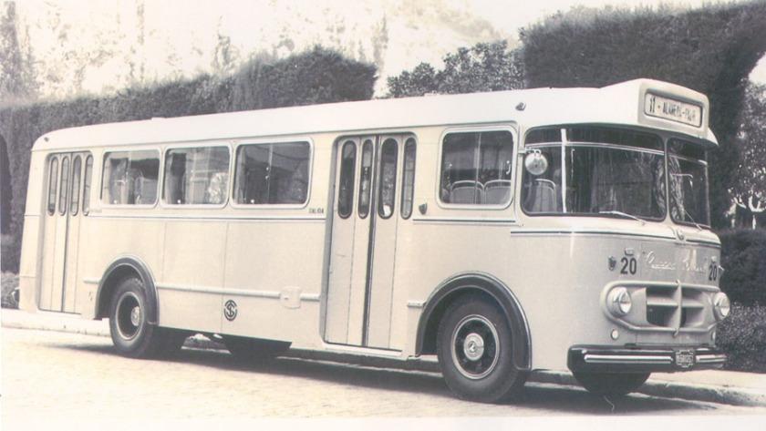 1960 PEGASO 5010