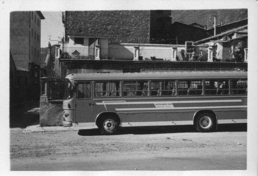 1960 Pegaso