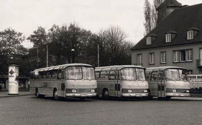 1961 Auwärter Neoplan NH16 Ahlen