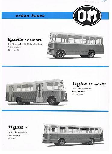 1961 OM Tigre+Tigrotto