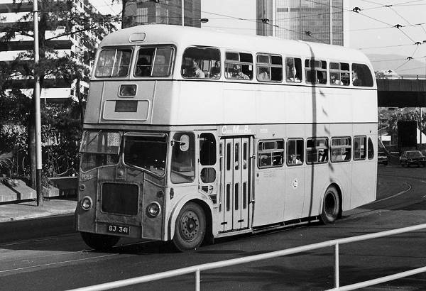 1962 China Motor Bus PD516, BJ341, a Leyland Titan PD3-5 with Northern Counties FH39-30F bodywork