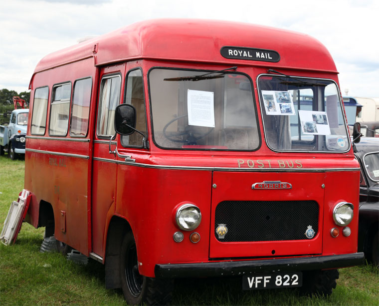 1962 Morris LD with body by Wadham Brothers