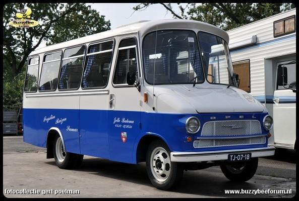 1962 Opel Blitz F332Z  TJ-07-18