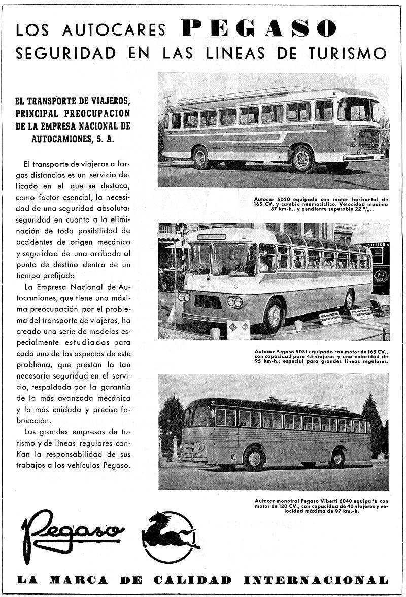 1962 Pegaso Ad