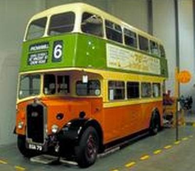1964 Albion T Glasgow