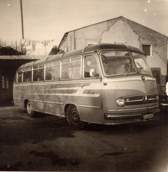 1964 Daimler Benz Ottenbacher bus-o321h-daimler-benz