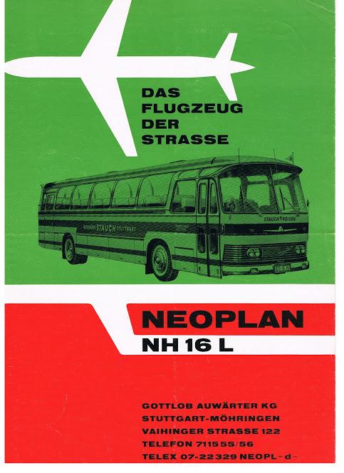 1964 NEOPLAN NH16L