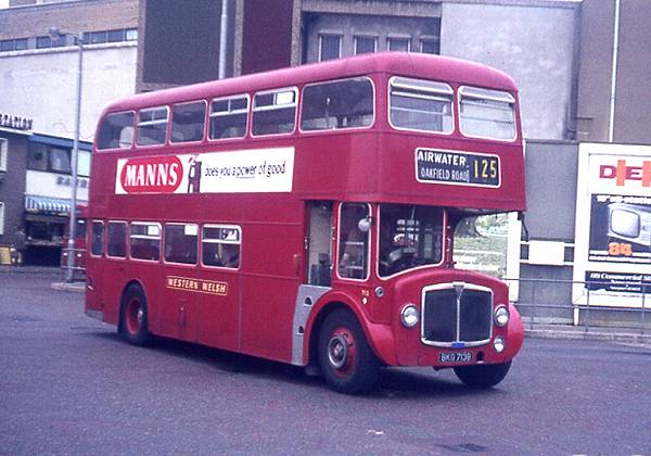 1964 Northern Counties H38-29F bodied AEC