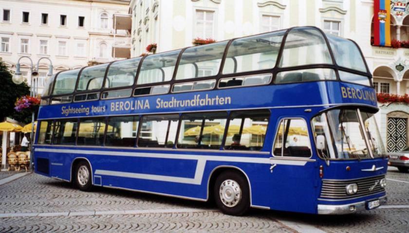 1965 Auwärter Neoplan NMAN 20 L - DO LUX - Museumsfahrzeug