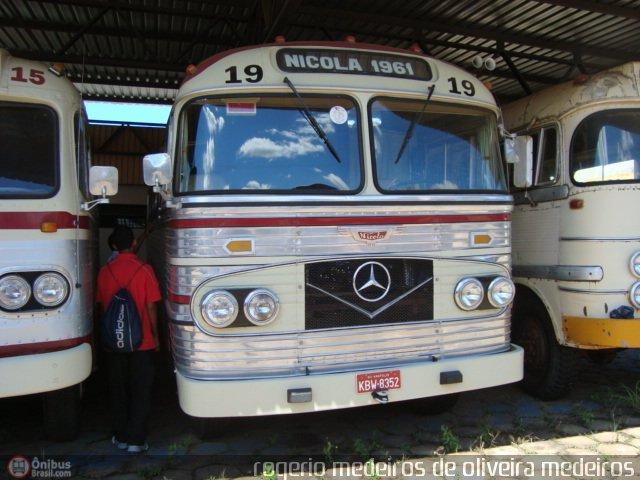 1965 Carroceria Nicola Nicola, chassi Mercedes-Benz LP-321a