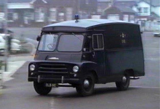 1965 Morris LD-M20