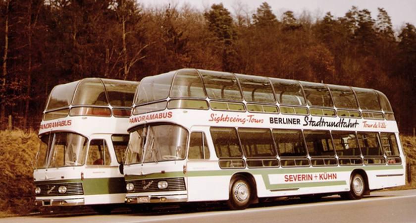 1966 Auwärter Neoplan Do-Lux Typ Hamburg für SEVERIN & KÜHN